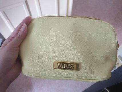 Versace Perfume Cosmetic Pouch