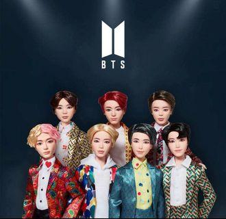 BTS IDOL FASHION DOLL
