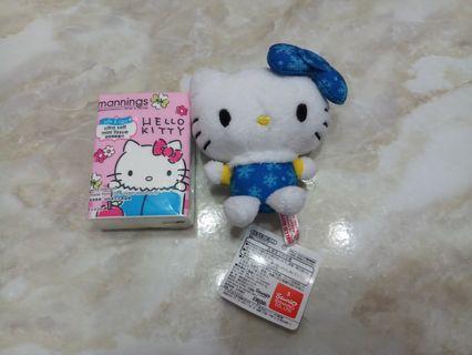 💟全新正版公仔 Hello Kitty 冒險樂園