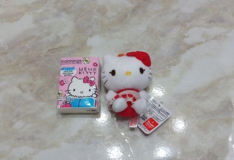 💟全新正版公仔 Hello Kitty冒險樂園