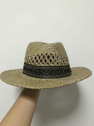 🚚 BN: Panama Straw Hat with sequin embellish #AmplifyJuly35