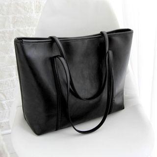 Black Sling Shoulder Handbag