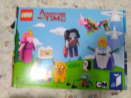 LEGO Idea 21308 adventure time
