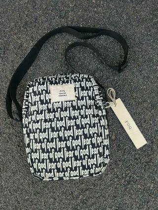 sling bag fear of god