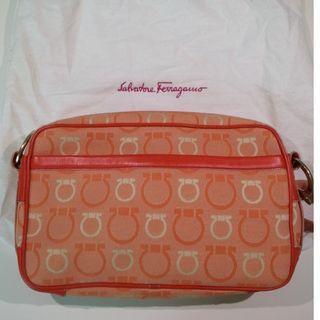 Ferragamo Small Canvas Bag