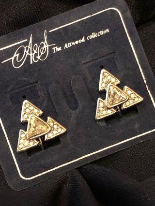 Earrings from UK
