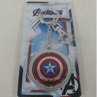 Captain America - Keychain