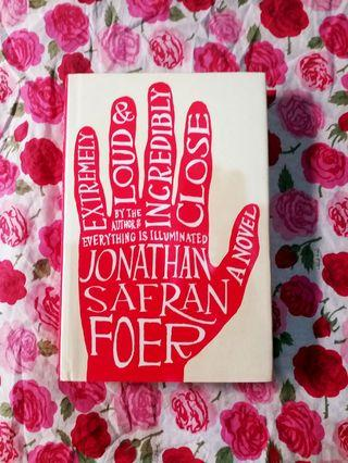 Extremely Loud & Incredibly Close (HB, 1st Ed) by Jonathan Safran Foer