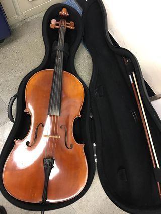 3/4 大提琴