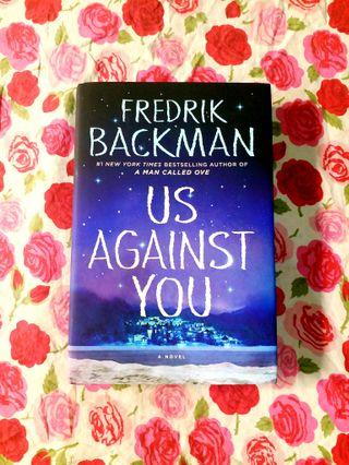 Us Against You (HB) by Fredrik Backman