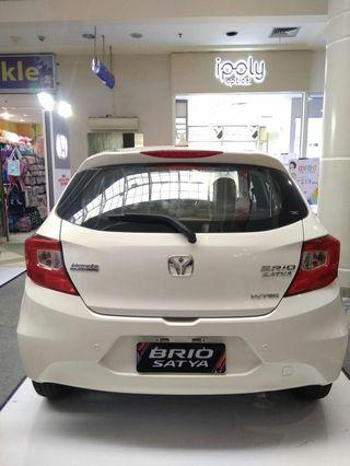Promo Honda Brio E Cvt Spesial Price