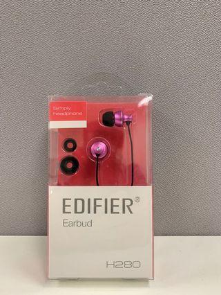 Edifier Earbud Earphone 全新