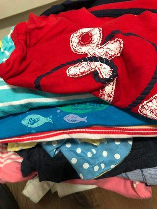 Branded clothes for babies