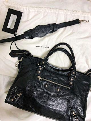 🚚 Balenciaga giant city bag