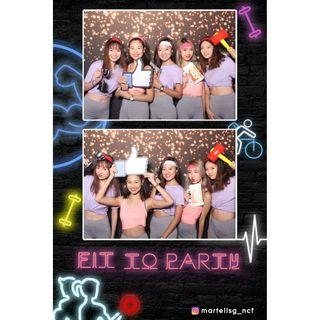Events Instant Prints Photo Booth & Roving Photography Services