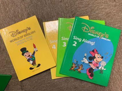 迪士尼美語世界
