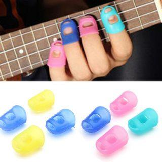 🚚 GUITAR FINGERTIP PROTECTORS - PLAY WITHOUT PAIN!: Pre-order 9 days delivery