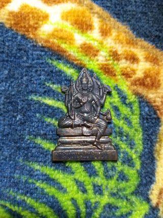 LP / Chao khun Chamnan 2nd Batch Phra Phom Be2545