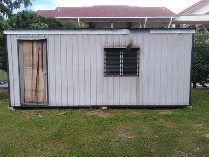 Cabin for sale + delivery