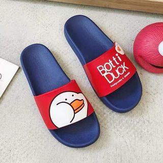 Botty Duck flipper