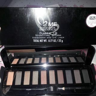 Eyeshadow Palette 3in1 Merk America