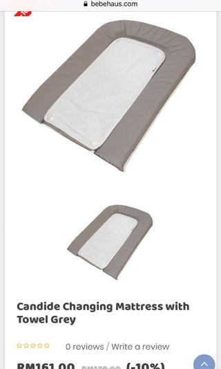 Candide baby changing mat