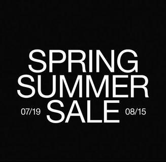 "Spring summer ""19 Sale - Official Stüssy Singapore"