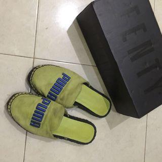 Puma Fenty authentic 100% with box&dustbag