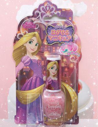 Disney Princess 小朋友指甲油