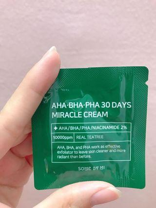Brand new Korea some by mi Acne miracle cream