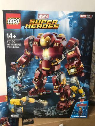Lego 76105