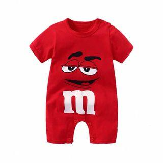 🚚 Baby Romper At $8!!!  Size 80, suitable for baby 6-12mth
