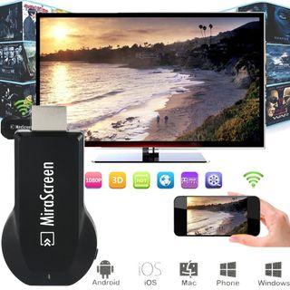 MiraScreen TV Dongle Receiver HDMI Mirroring Like Miracast Anycast Chromecast