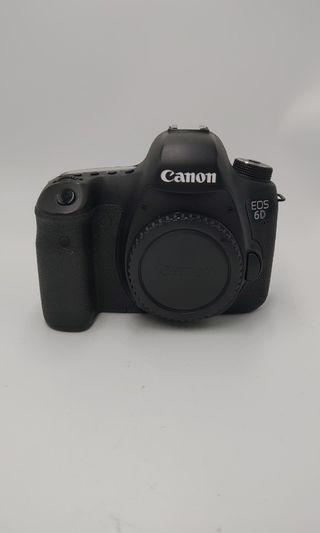 Canon 6D over85%new