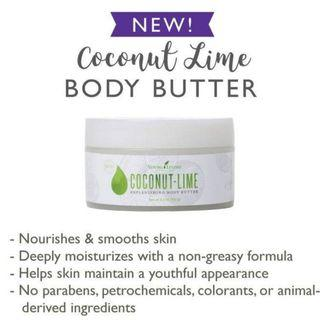 [FREE MAIL]Young Living Coconut Lime Butter