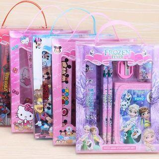 🚚 Children's Stationery Wallet Birthday Party Goodies Bag