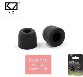 KZ Original Memory Foam Earbuds - Size M