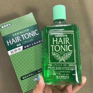 防脫髮 柳屋生髮水
