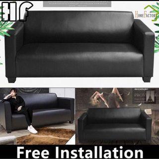 Sofa Type N (Brown / Black)