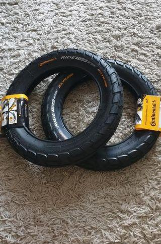 ♻️ 12 Inch Continental ride tour tyre
