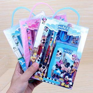🚚 Children Stationery Wallet Set Pack for Preschool Birthday Giveaway Gift Goodie Bag