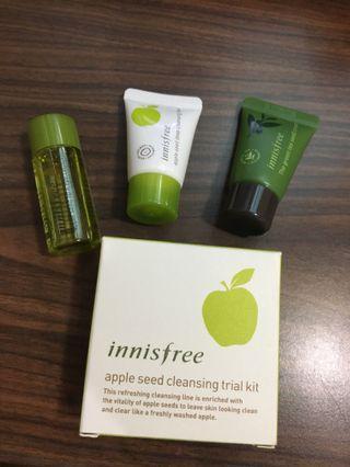 Innisfree蘋果籽深層清潔組