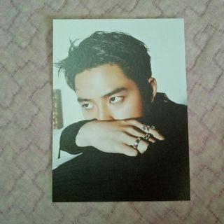 [WTS/WTT] EXO DMUMT (D.O. postcard)