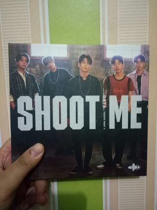 Day6 Shoot Me album Only