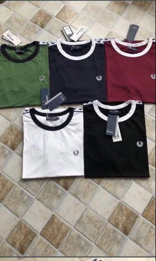 Fred Perry sport t shirt 有不同色