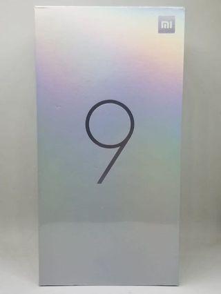 Xiaomi 小米 Mi9 (6+128) blue / purple  (💯%全新New)seal pack