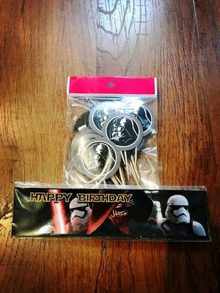 Star Wars Party Set
