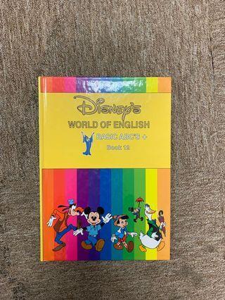 迪士尼美語