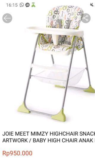 High Chair Joie