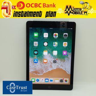 iPad 6 6th Gen 9.7 2018 32 32GB Cellular 4G Space Gray Used